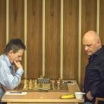 GM Ulf Andersson - Thomas Schou-Moldt,DK
