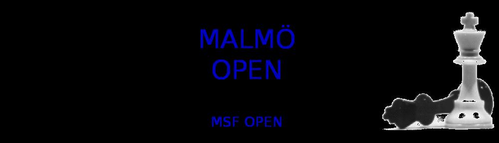 Malmö Open & MSF Open